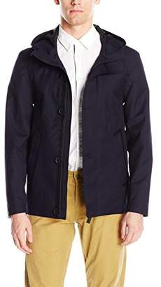 Mackage Men's Wright Twill Trench Jacket