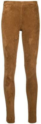 Incentive! Cashmere skinny-fit leggings