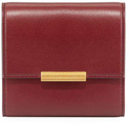 Bottega Veneta Mini French Calf Continental Wallet