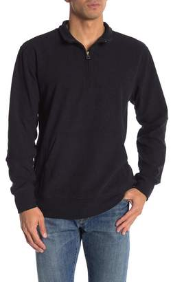 Weatherproof Honeycomb Quarter Zip Pullover