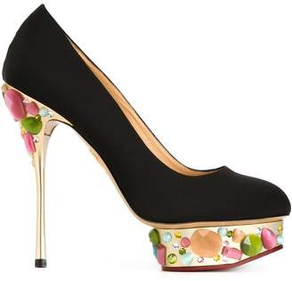 Charlotte Olympia 'Dolly' pumps