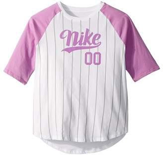 Nike Sportswear Softball Tee Girl's T Shirt