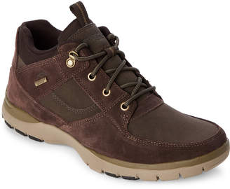 Rockport Dark Brown Kingstin Waterproof Boots