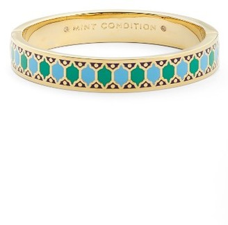 Women's Kate Spade New York Idiom Mint Condition Bangle $78 thestylecure.com