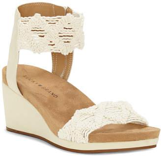 Lucky Brand Kierlo Wedge Sandal