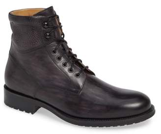 Magnanni Patton Plain Toe Boot
