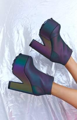 Y.R.U. Nightmare Reflective Boots
