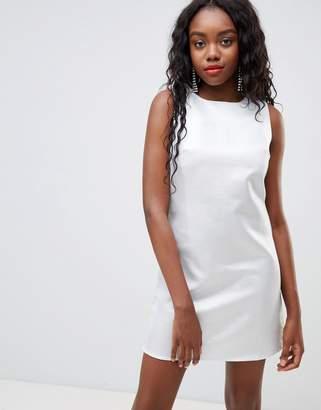 Glamorous metalic shift dress