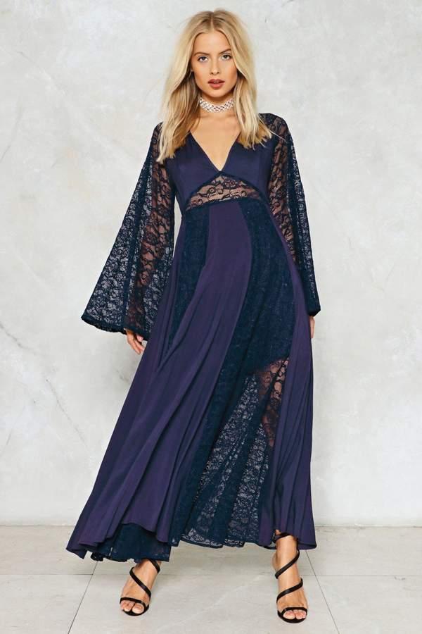 nastygal Tulle Hot Tulle Handle Mesh Dress