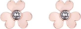 Ted Baker Hansila Heart Blossom Stud Earrings