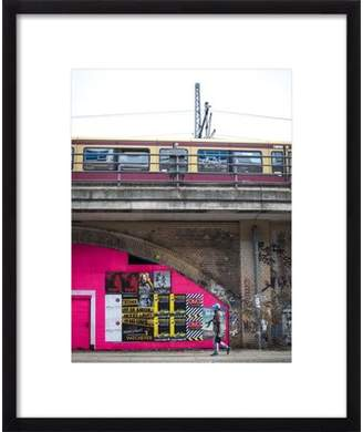 Artfully Walls 'Berlin Mitte' by Sivan Askayo Framed Photographic Print
