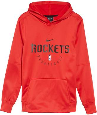 NBA LOGO Chicago Bulls Spotlight Dri-FIT Pullover Hoodie