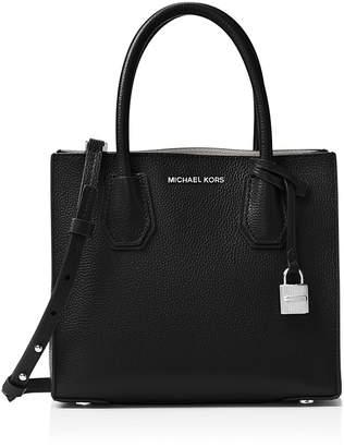 MICHAEL Michael Kors Studio Mercer Medium Leather Messenger