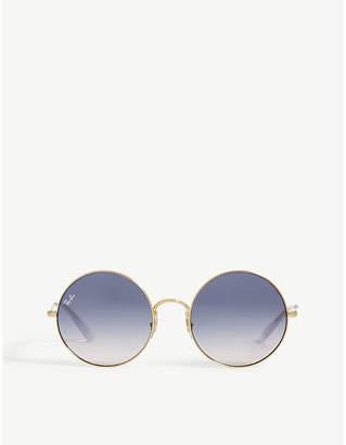 a4d560c019 Ray-Ban Rb3592 Ja-Jo round-frame sunglasses