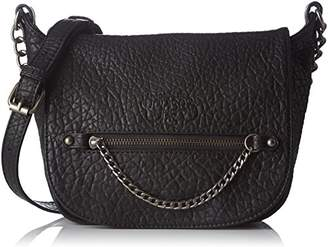 Le Temps Des Cerises Women LTC4P69 Cross-Body Bag Black