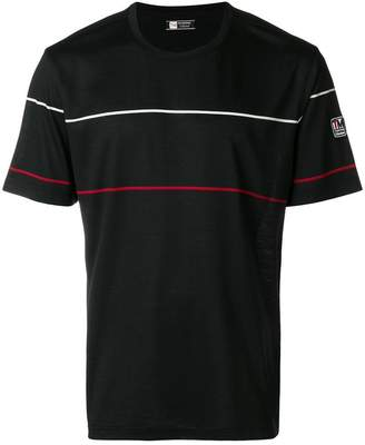 Ermenegildo Zegna Techmerino striped T-Shirt