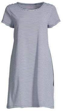 Vineyard Vines Atlantic Stripe Jersey Swing Dress