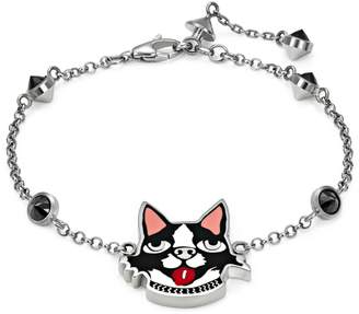 Gucci Bosco bracelet in silver