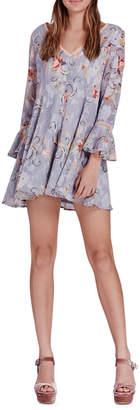 Esme Frill Sleeve Dress