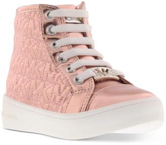 Michael Kors Toddler Girls Ivy Comfort Sneakers