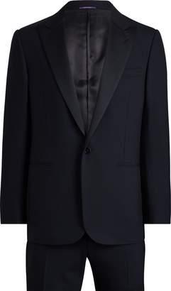 Ralph Lauren Navy Peak-Lapel Tuxedo