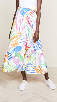 Mira Mikati Scribble Skirt