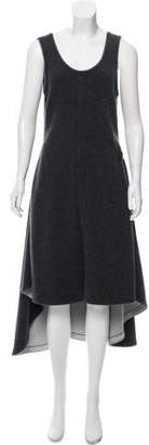 Celine Midi Wool Dress