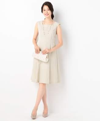Kumikyoku (組曲) - 組曲 【結婚式やパーティに】ソフトグログラン ドレス(C)FDB