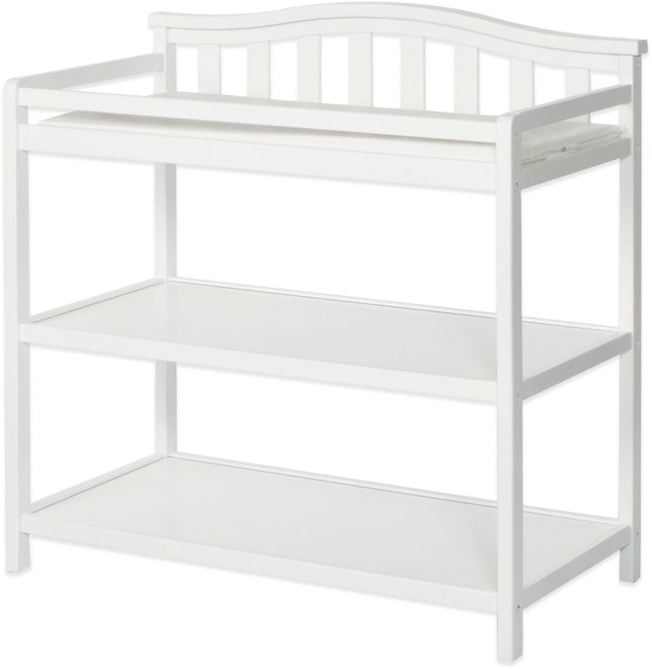 Child CraftChild CraftTM Camden Changing Table in White