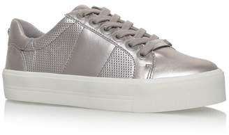 Kurt Geiger Carvela Metallic Lint Sneakers