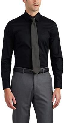 Roberto Cavalli MEN'S STRETCH-COTTON POPLIN DRESS SHIRT - ASSORTED SIZE 17.5