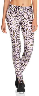 Terez Cheetah Print Leggings