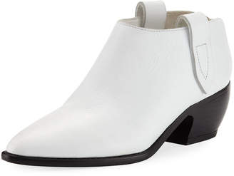 Sigerson Morrison Dorie Leather Ankle Boot