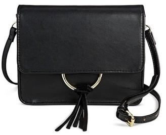 Mossimo Supply Co. Women's Ring Detail Crossbody Handbag - Mossimo Supply Co. $24.99 thestylecure.com