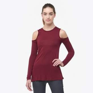 Sam Edelman Cold Shoulder T-Shirt - Women's