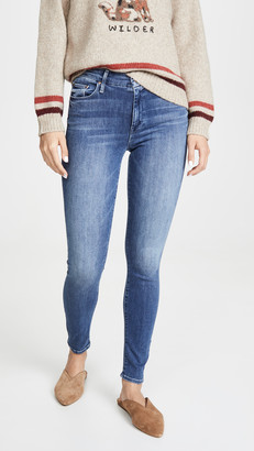 Mother Mid Rise Looker Jeans