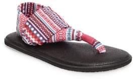 Sanuk Yoga Sling Burst Sandal