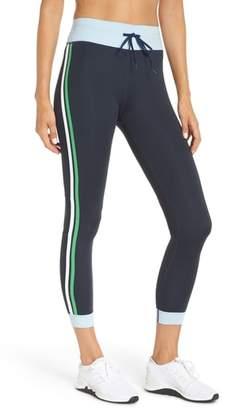 The Upside Colorblock Matte Midi Pants