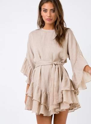 Antique Wish Mini Dress