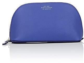 Smythson Women's Panama Leather Cosmetic Case
