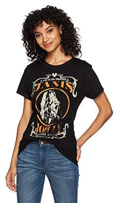 Goodie Two Sleeves Women's Janis Joplin Live Tee