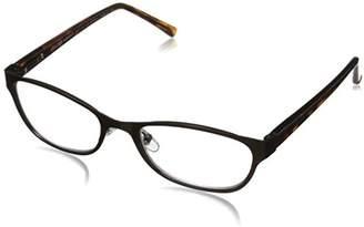 Foster Grant Charlsie Women's Multifocus Glasses,1.75