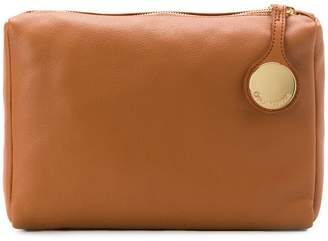 L'Autre Chose zipped clutch bag
