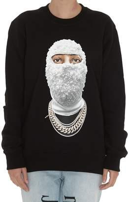 Ih Nom Uh Nit Gold Face Sweatshirt