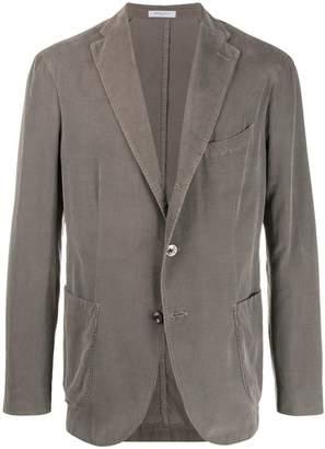 Boglioli classic slim-fit blazer