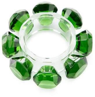 Kim Seybert Diamond Ray Napkin Rings, Set of 4
