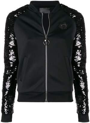Philipp Plein Luxury bomber jacket