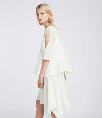 AllSaints Ella Fifi Tiered Dress