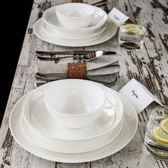 Alcott Hill Hayter 16 Piece Bone China Dinnerware Set, Service for 4