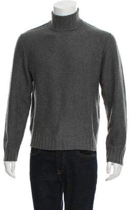 John Varvatos Wool Turtleneck Sweater